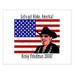 Kinky 2008! Small Poster