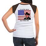 Kinky 2008! (onBack) Women's Cap Sleeve T-Shirt