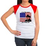 Kinky 2008! Women's Cap Sleeve T-Shirt