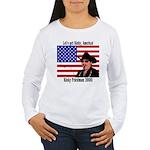Kinky 2008! Women's Long Sleeve T-Shirt
