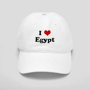 I Love Egypt Cap