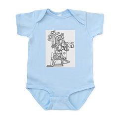Mayan Noble Infant Bodysuit