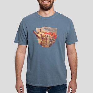 Optimus Prime and Megatron Symbol Mens Comfort Col