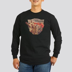 Optimus Prime and Megatron Symbol Long Sleeve T-Sh