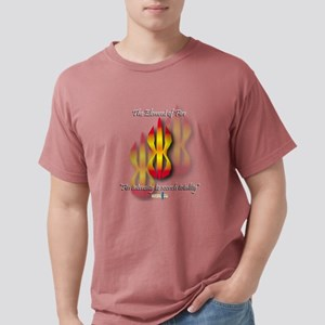 Warriors: Fire Element Mens Shirt T-Shirt