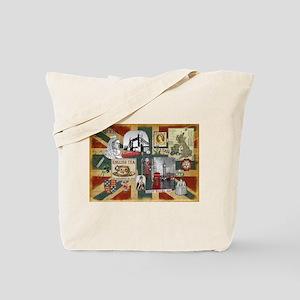 Anglophile's Tote Bag