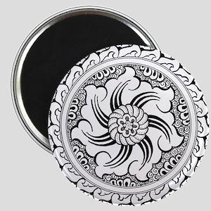 "Turkish Folk Art 2.25"" Magnets (10 pack)"