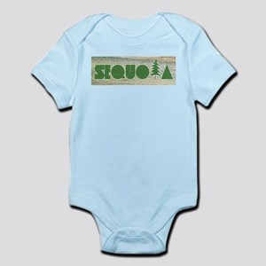 Sequoia National Park Body Suit
