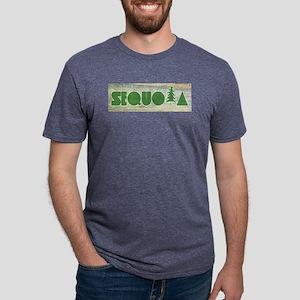 Sequoia National Park Mens Tri-blend T-Shirt