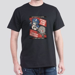 Optimus Prime vs Megatron T-Shirt