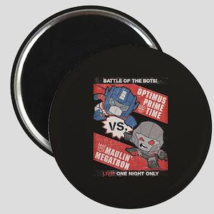 Optimus Prime vs Megatron Magnets