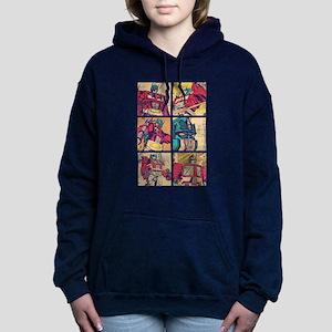 Optimus Prime Comic Sweatshirt