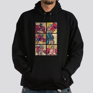 Optimus Prime Comic Sweatshirt