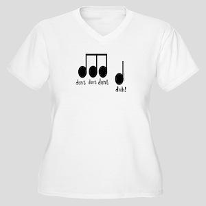 duntduntDUH Plus Size T-Shirt