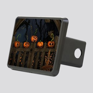 All the pretty pumpkins in Rectangular Hitch Cover
