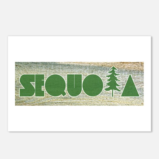 Sequoia National Park Postcards (Package of 8)