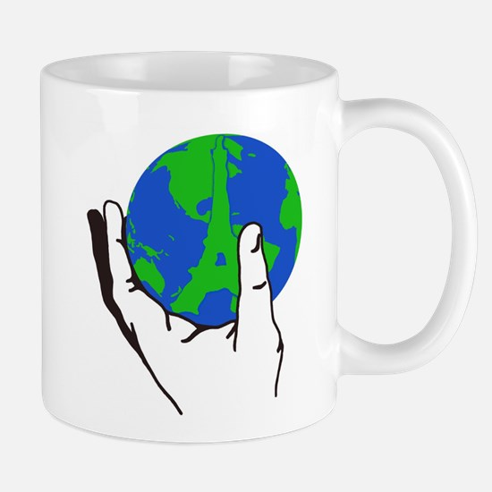 I WILL UPHOLD THE PARIS ACCORD......... Mugs