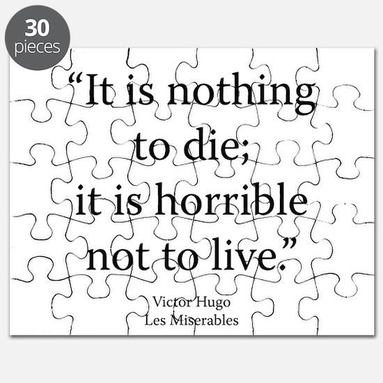 Les Miserables V5 Bk9 Ch5 Puzzle