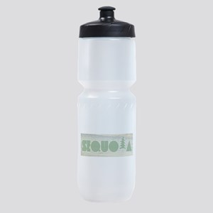 Sequoia National Park Sports Bottle