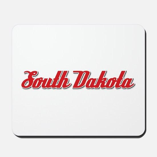 South Dakota Mousepad