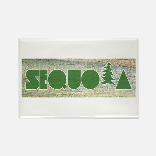 Sequoia National Park Magnets