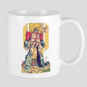 Optimus Prime Mugs