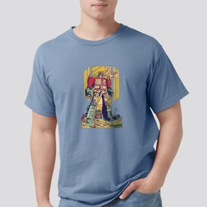 Optimus Prime Mens Comfort Colors Shirt