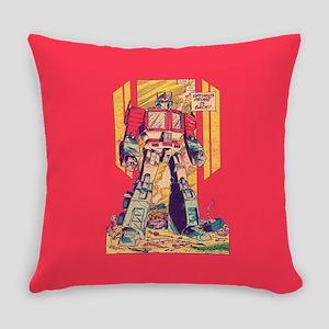 Optimus Prime Everyday Pillow