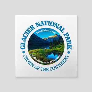 Glacier NP Sticker