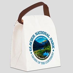 Glacier NP Canvas Lunch Bag