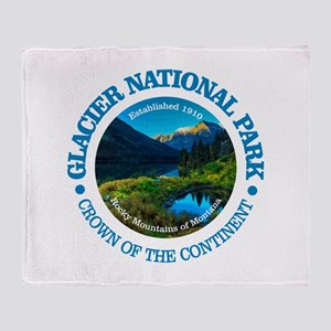 Glacier NP Throw Blanket