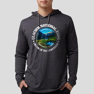 Glacier NP Mens Hooded Shirt