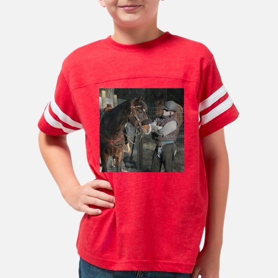 re125tile Youth Football Shirt