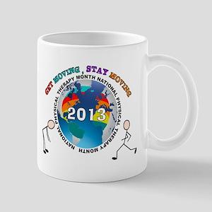 physical therapy 2013 SHIRT Mugs