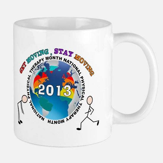 physical therapy 2013 SHIRT Mugs