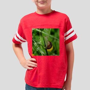 Happy Snail Youth Football Shirt