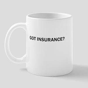 got Insurance Mug
