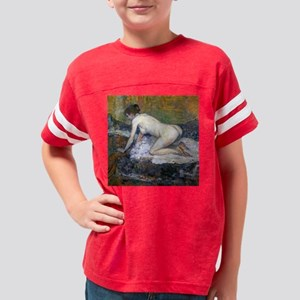 Toulouse-Lautrec Woman Naked Youth Football Shirt