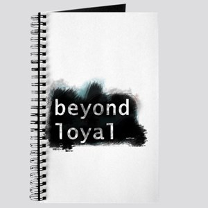 Beyond Loyal Journal