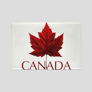 Canada Flag Maple Leaf Magnets
