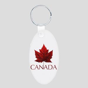 Canada Maple Leaf Souvenir Keychains