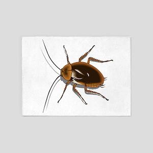Cockroach 5'x7'Area Rug