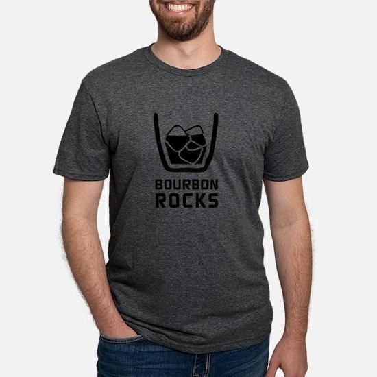 Cute Heavy metal Mens Tri-blend T-Shirt