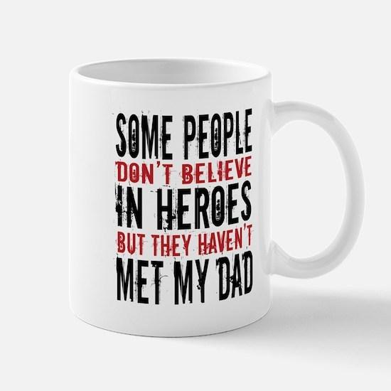 Hero Dad Mugs