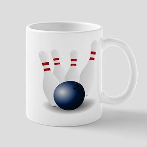 Bowling Mugs