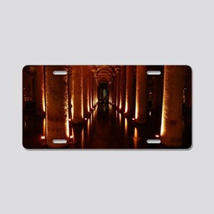 Basilica Cistern  (ISTANBUL Aluminum License Plate