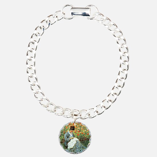 Camille Monet and Child Bracelet