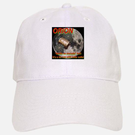 Orion Apollo on Steroids Not! Baseball Baseball Cap