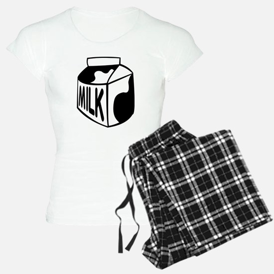 Milk Carton Pajamas
