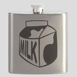 Milk Carton Flask